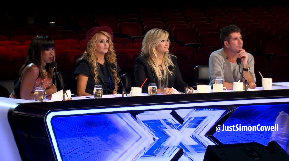 get ready america for the x factor all new four chair challenge