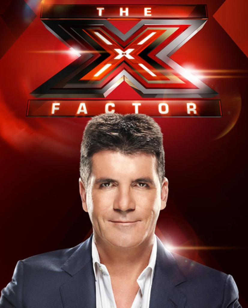 Simon X Factor Ian Derry