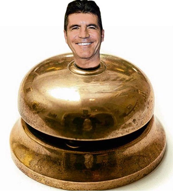 The Golden Buzzer