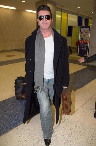 Simon NY arrival
